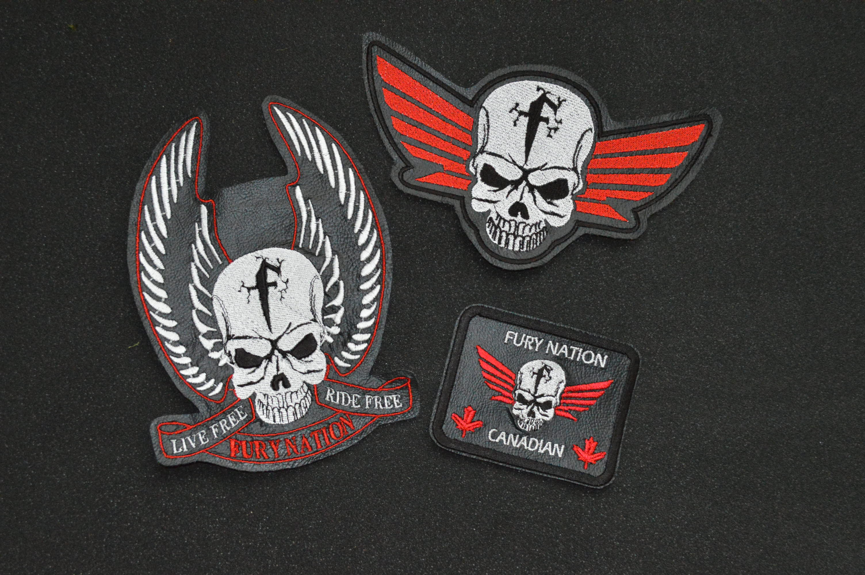 Fury Forum Patch Collection