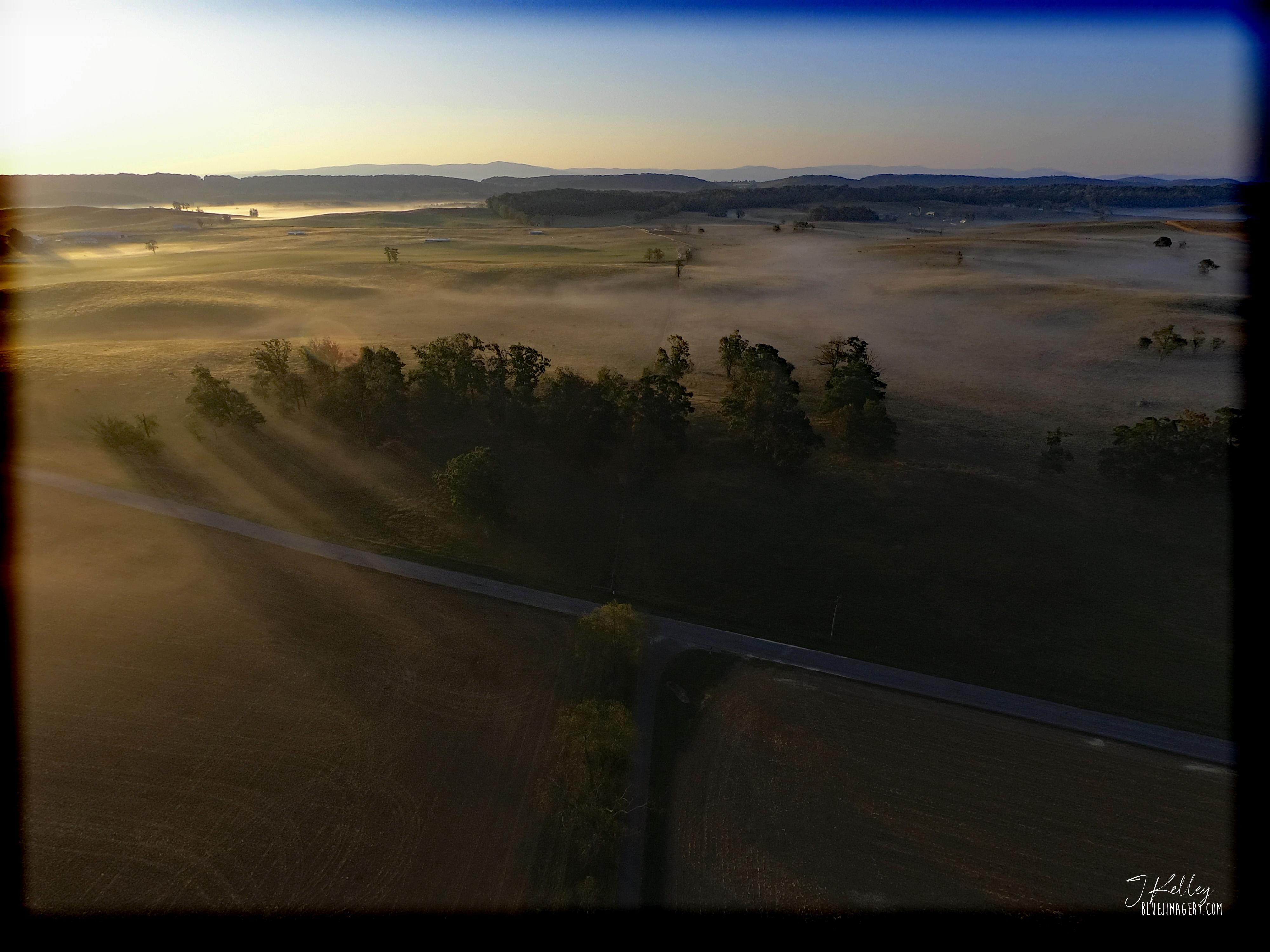 Serenity Mist @ the Farm… (video)