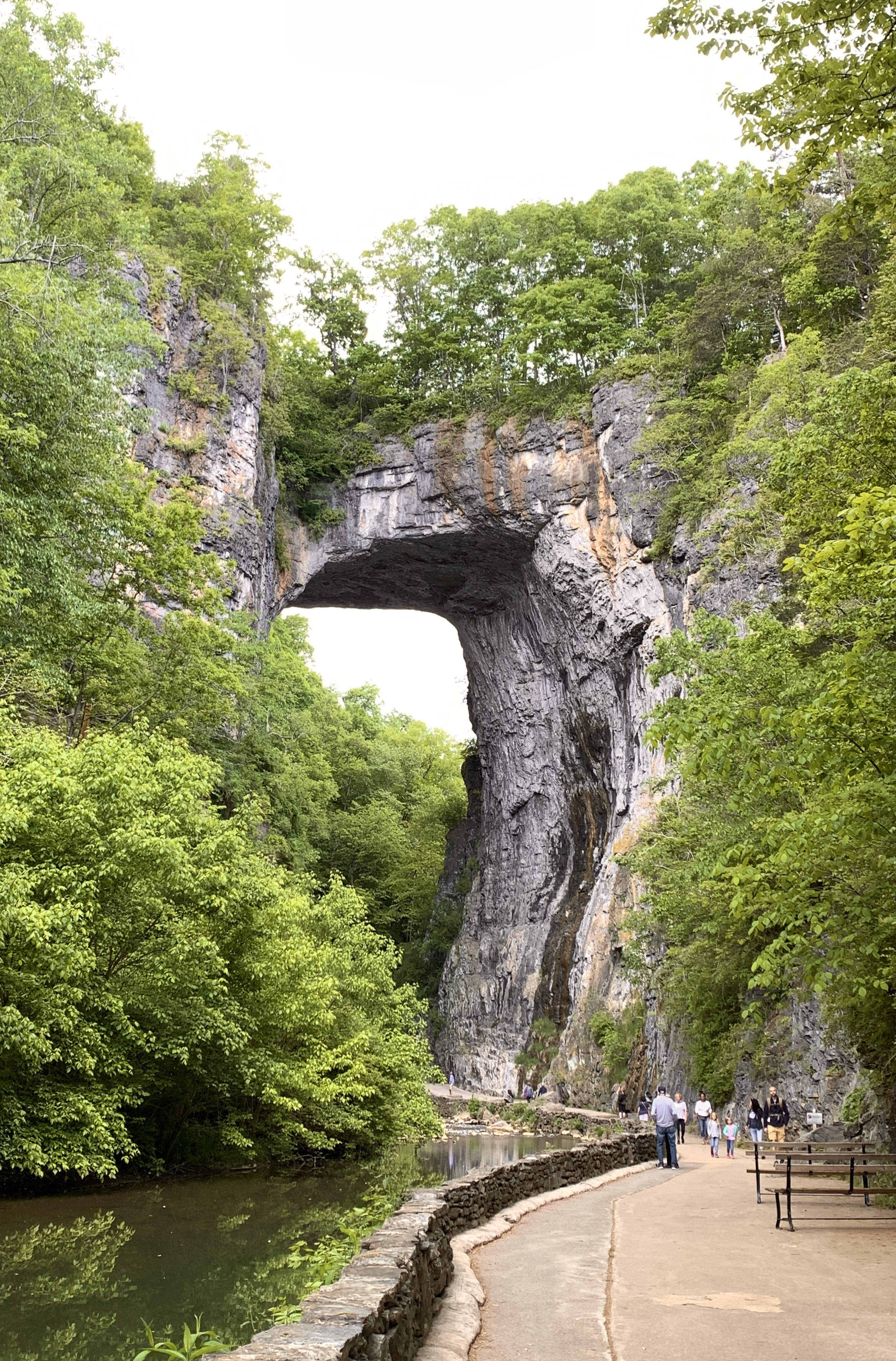 Natural Bridge Mini-Hike